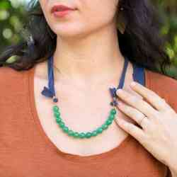 DIY the Most Versatile Necklace Ever – Wear It 3 Ways!