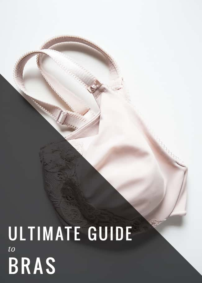 The Ultimate Guide to Bras