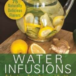 Water Infusions Book Giveaway