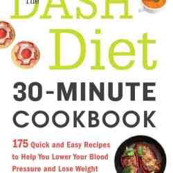 Pumpkin Waffle Recipe + The DASH Diet 30-Minute Cookbook Giveaway