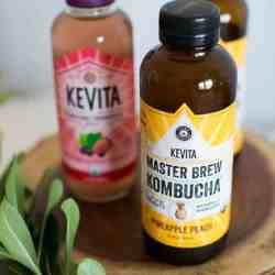 $50 KeVita Probiotic Drink Giveaway