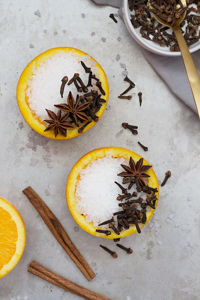 3 Ways to Make Citrus Rind Diffusers & Freshen the Air Naturally