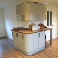 Laminate Wood Effect Kitchen Worktops - Wood Floors