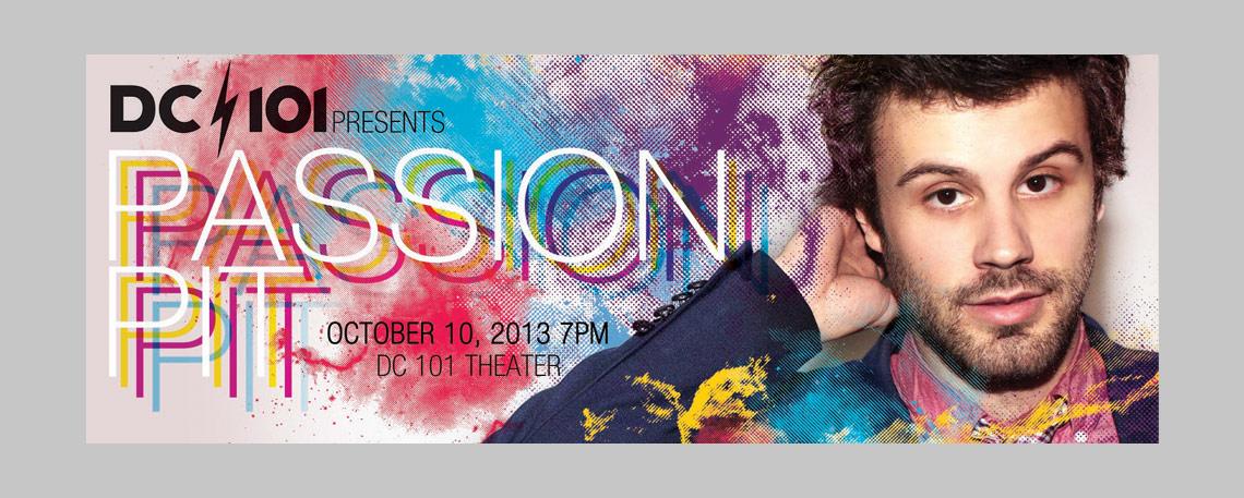 Fine Concert Ticket Design Vignette - Administrative Officer Cover - concert tickets design
