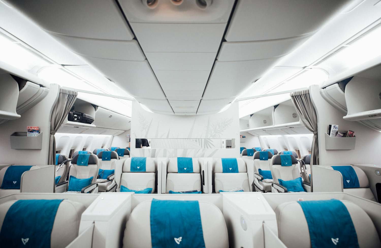 Interieur D'un Avion Xl Airways J Ai Testé Le Vol Marseille La Réunion Avec Air Austral