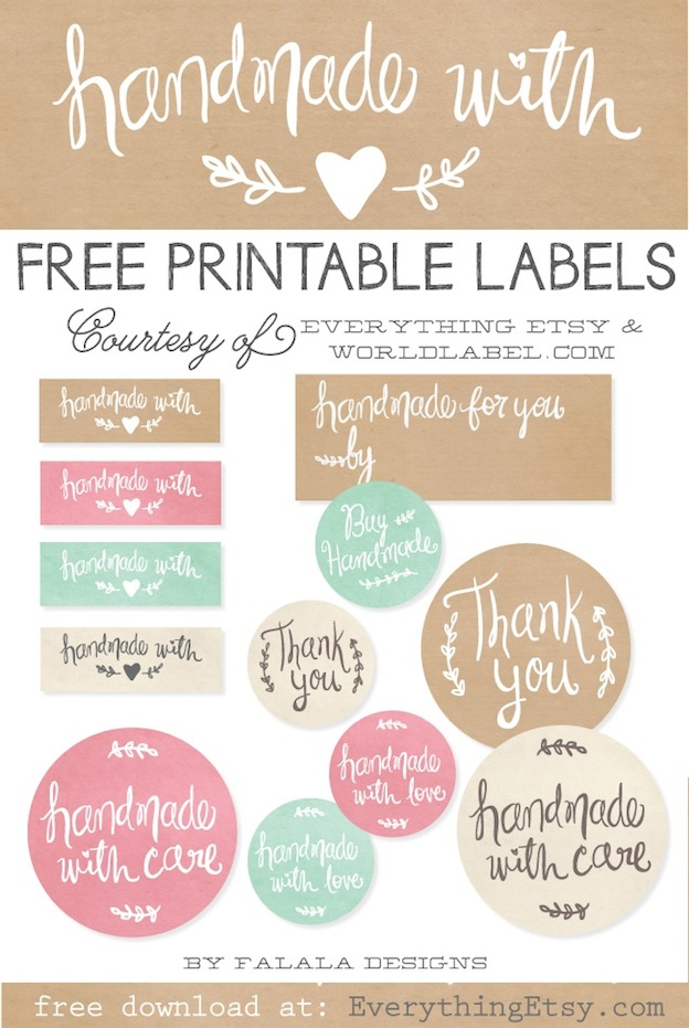 20 Free Printable Christmas Gift Tags Hello Little Home