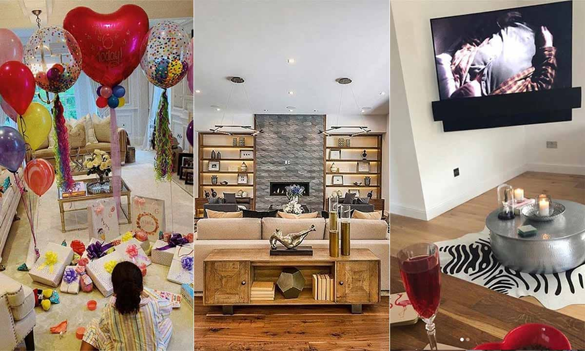 Living Room Vs Great Room 28 Of The Most Beautiful Celebrity Living Rooms From Amanda