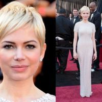 Michelle Williams Pixie Cut | HelloNatural.co