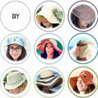 Sunhats to DIY