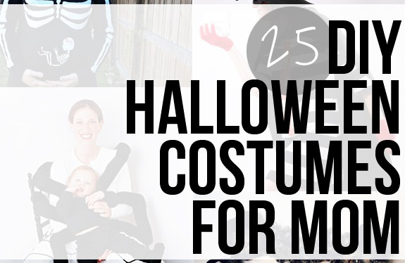 25 DIY Halloween Costumes for Mom | HelloNatural.co