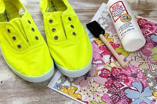 DIY Shoes Tutorial