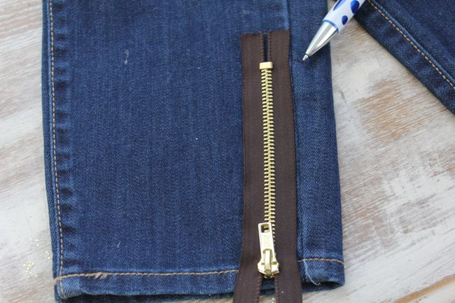 How to DIY Jeans