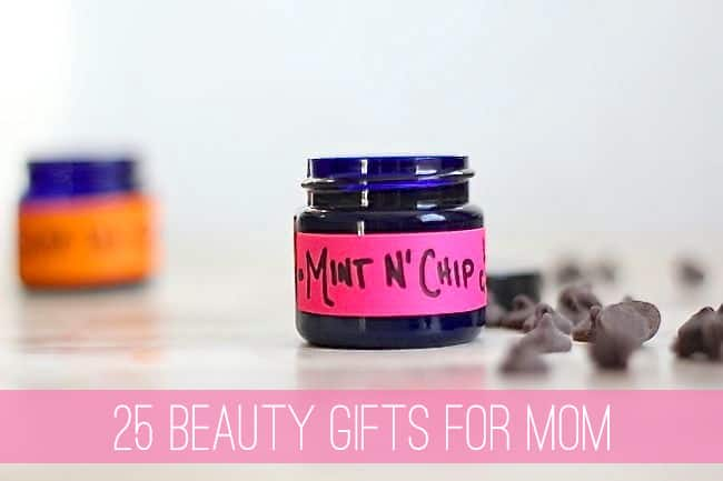 25 Homemade Beauty Gifts   HelloNatural.co
