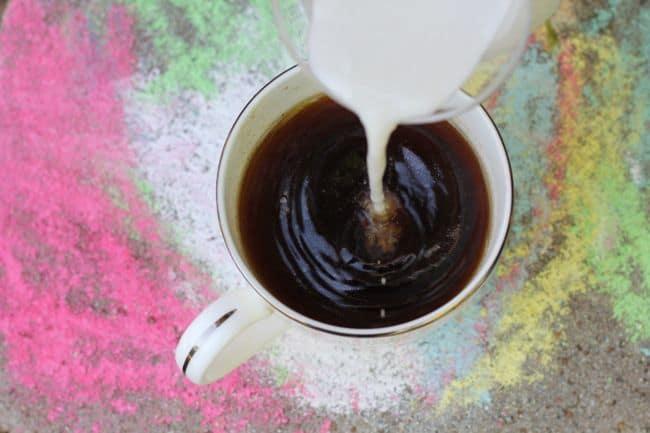 Almond Milk Coffee Creamer