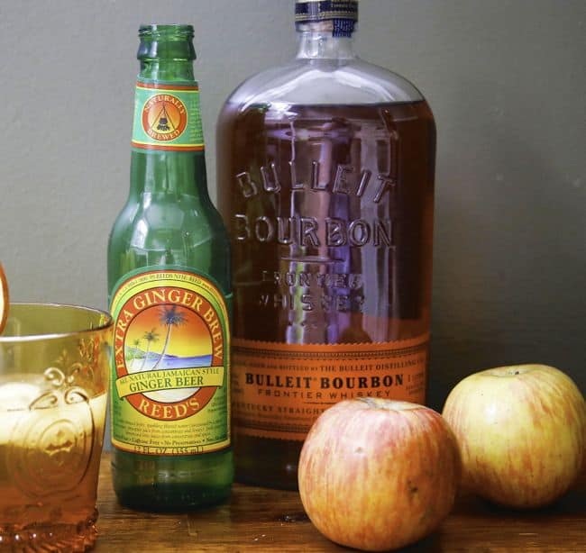 Bourbon Ginger Cider Recipe | Henry Happened