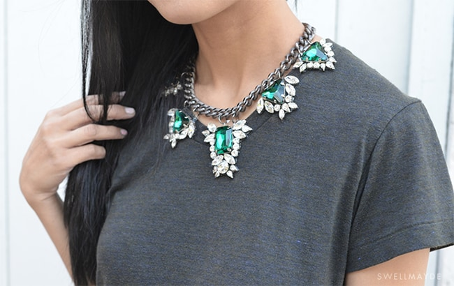 Gem necklace | Henry Happened