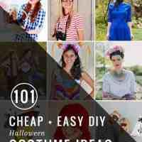 101 Easy Halloween Costume Ideas | HelloNatural.co