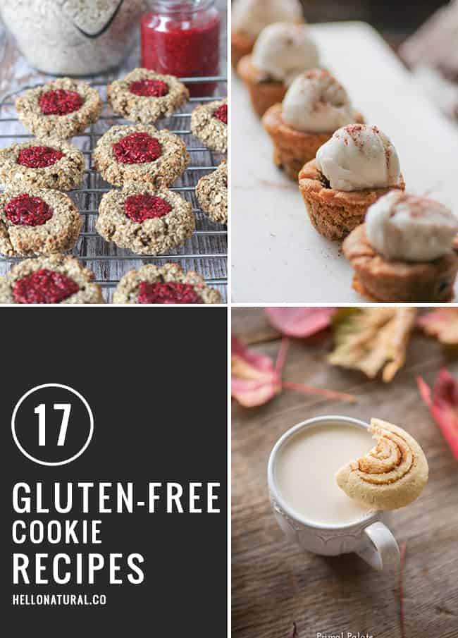 17 Fab Gluten-Free Cookie Recipes | Hello Natural