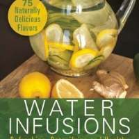 Water Infusions Book Giveaway | HelloNatural.co