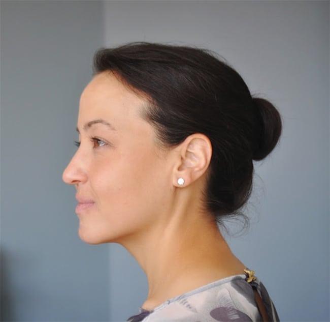 Shoulder length hair tutorial by Ducklings in a Row | 12 Bun Tutorials