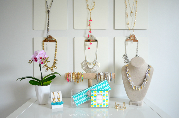 Stella Dot Jewelry Storage Hello Nutritarian