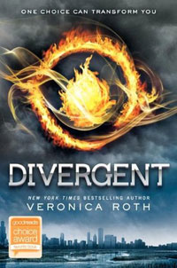 Divergent by Veronica Roth Book Review