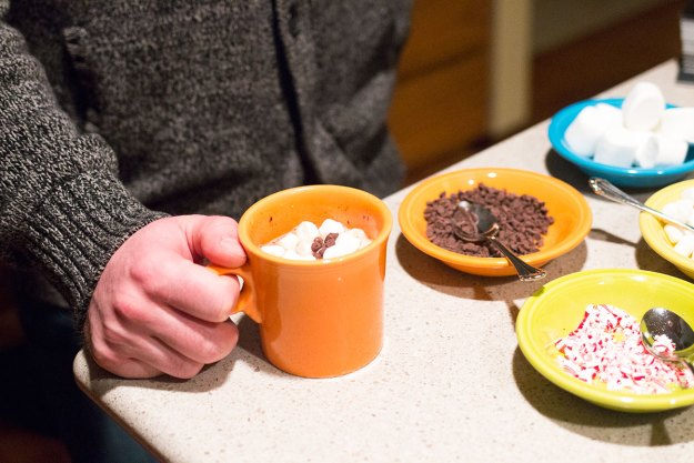 DIY Hot Chocolate Bar Ideas for Valentine's Day // Hello Rigby Seattle Lifestyle Blog