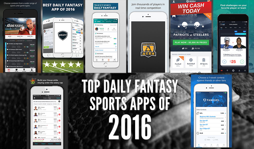 What is the Best Daily Fantasy Sports App? Reviews of All Top Apps