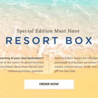 Popsugar Must Have Resort Box 2015 Spoiler!