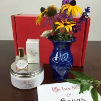August 2015 Little Lace Box Subscription Box Review & Coupon + October Theme