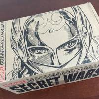 Marvel Collector Corps August 2015 Review: Secret Wars