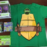 TMNT Box Subscription Box Review - August 2015