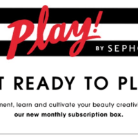 Play! by Sephora February 2016 Spoilers