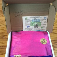 Bonjour Jolie Subscription Box Review - April 2016
