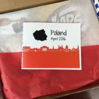 Universal Yums April 2016 Subscription Box Review - Poland