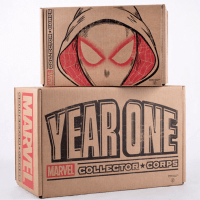 Marvel Collector Corps Year One Super Box Full Spoilers - Updated!