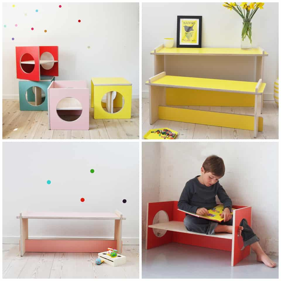 Kids Furniture Small Design Playful Functional Kids Furniture
