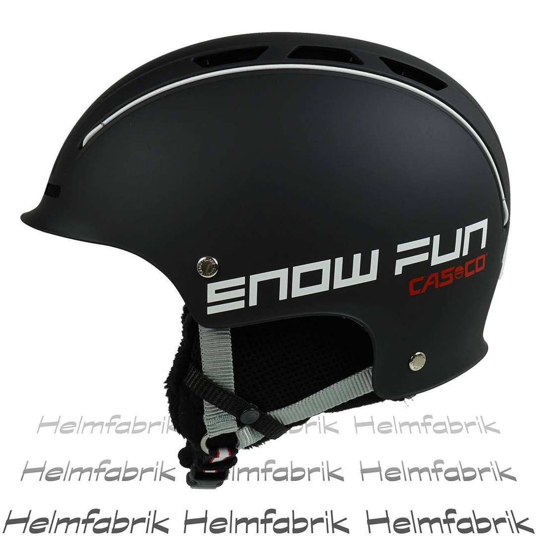 Skihelm Kinder Skihelm Für Kinder Casco Snow Fun Junior - Helmfabrik
