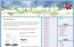 Blogwiese Screenshot