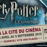 Harry Potter Ausstellung in Paris