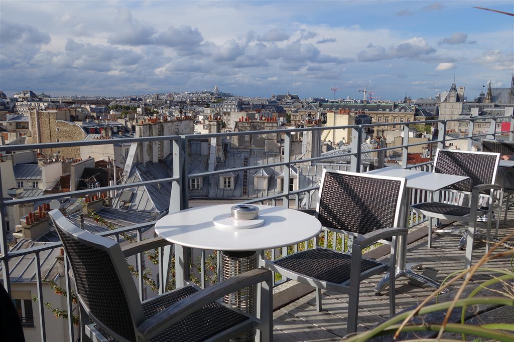 Hotel Belleville Paris