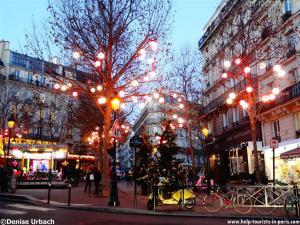 weihnachten in paris touristen in paris. Black Bedroom Furniture Sets. Home Design Ideas