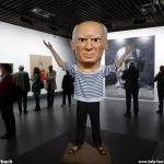 Picasso Ausstellung in Paris