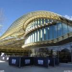 Neueröffnung mit neuem Dach: Einkaufszentrum Les Halles Paris