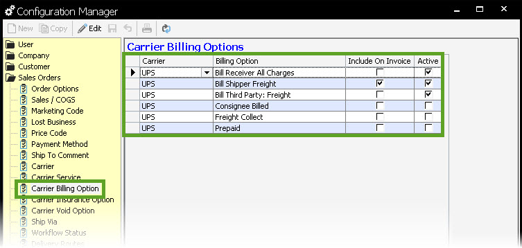 Include Shipping Charges on Invoices Acctivate Help - invoice shipping