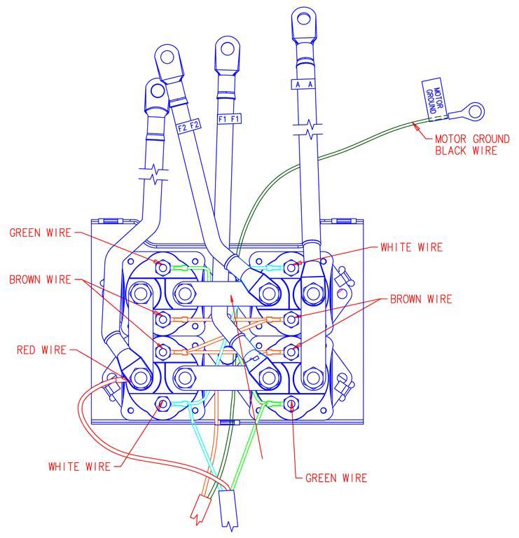 4 Warn Winch Solenoid Wiring Diagram Wiring Diagram