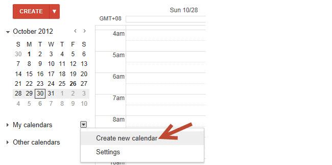 Adding a Calendar to your sidebar WPREZZ Hosting