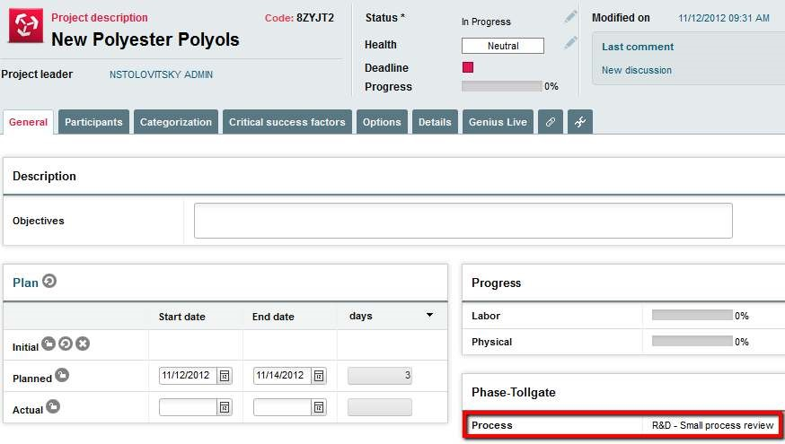 Gate, Stage Review (Process Definition) \u2013 Genius Project Help Center