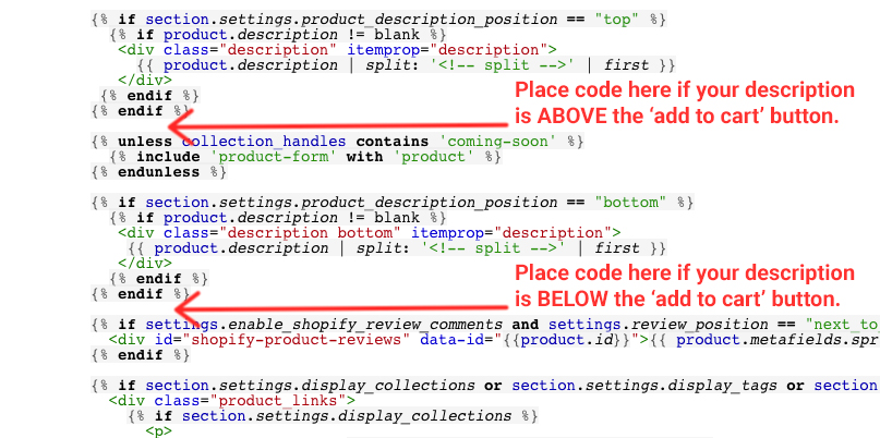 Adding the same tabs to every product page \u2013 Out of the Sandbox