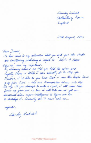 Handwritten Letter Service at Scale \u2022 Our services at Pensaki